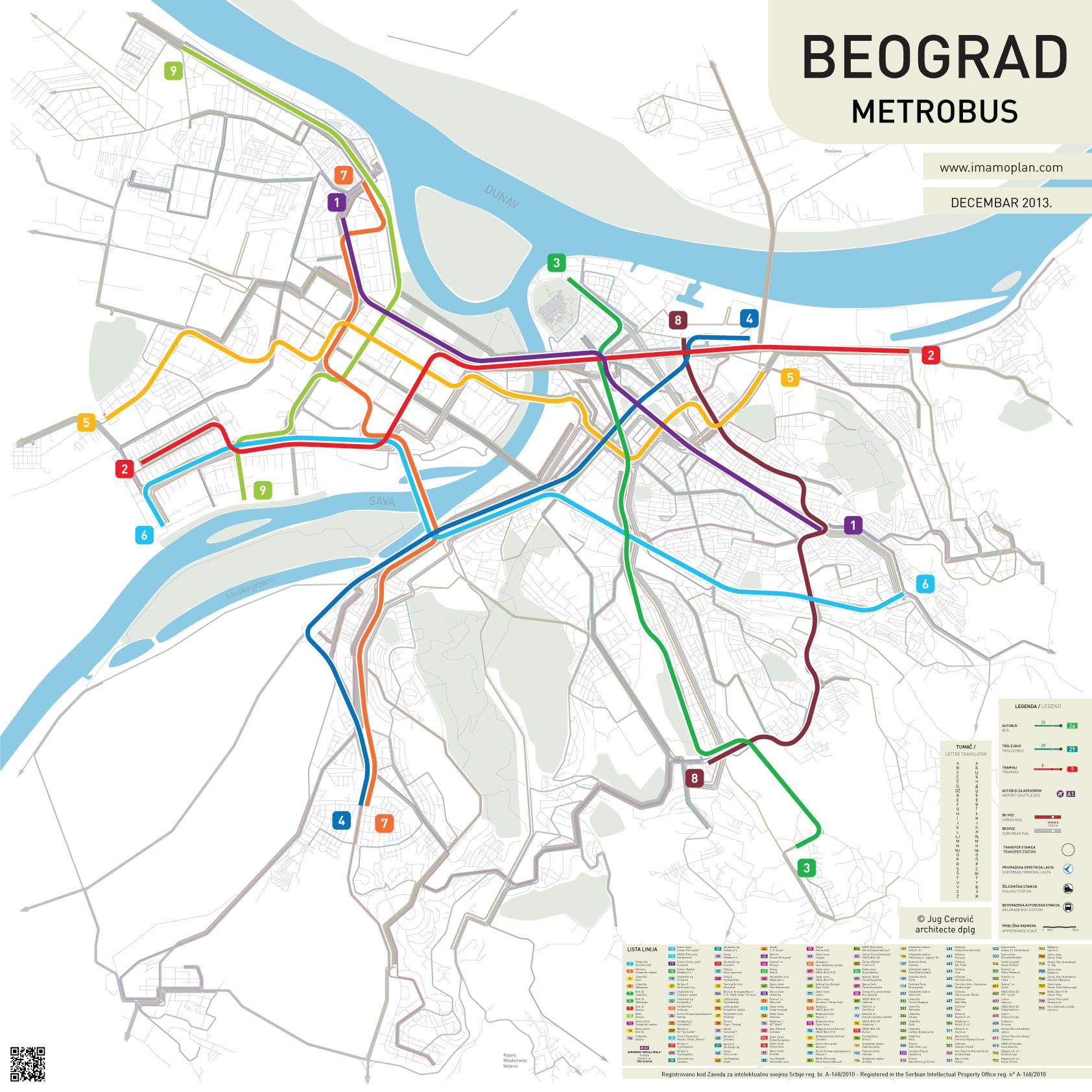 beograd mapa autobuskih linija Ideje za nove linije / izmene postojećih linija JGPP   Page 24  beograd mapa autobuskih linija